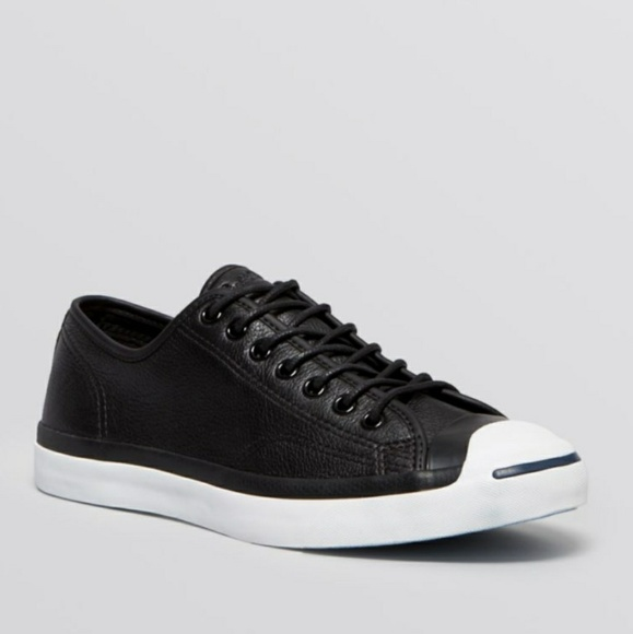 a81c20ae32c8 Converse Other - Unisex Jack Purcell Converse Black Leather